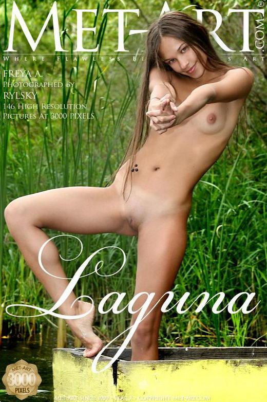 Freya A - `Laguna` - by Rylsky for METART