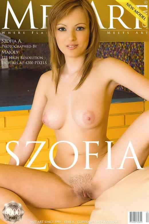 Szofia A - `Presenting Szofia` - by Majoly for METART