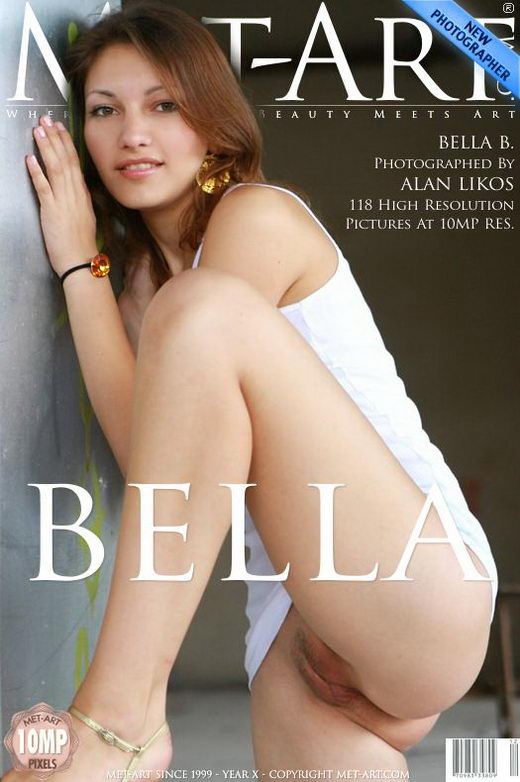 Bella B - `Presenting Bella` - by Alan Likos for METART