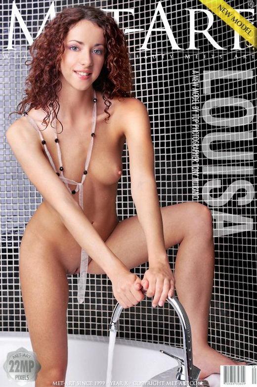 Louisa A - `Presenting Louisa` - by Tony Murano for METART