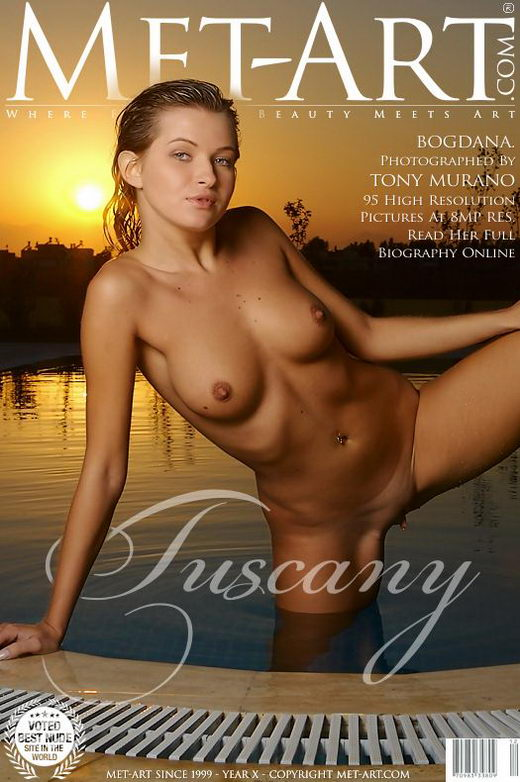 Bogdana A - `Tuscany` - by Tony Murano for METART