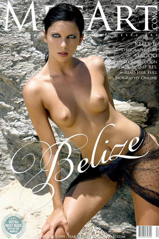 Kelly B - `Belize` - by Magoo for METART