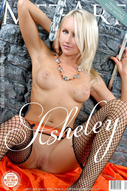 Ashley A - `Presenting Ashley` - by Ingret for METART