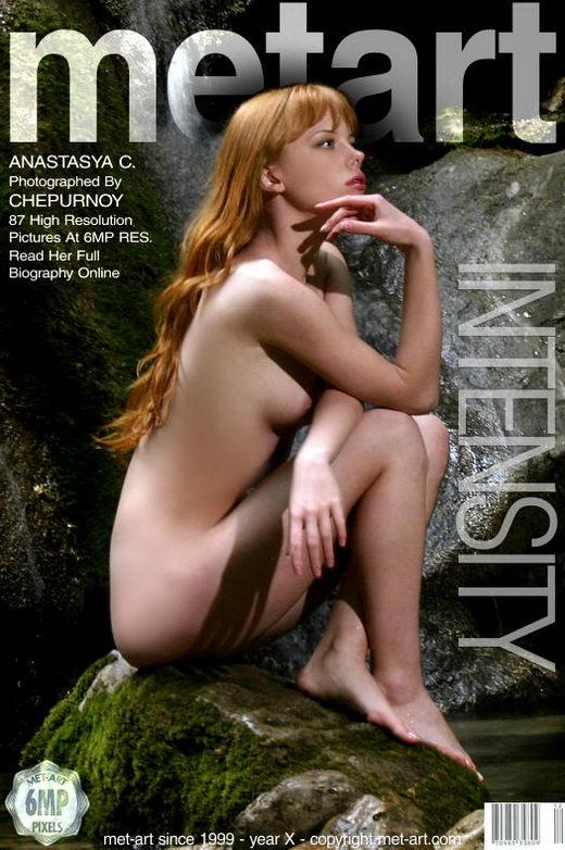 Anastasya C - `Intensity` - by Chepurnoy for METART