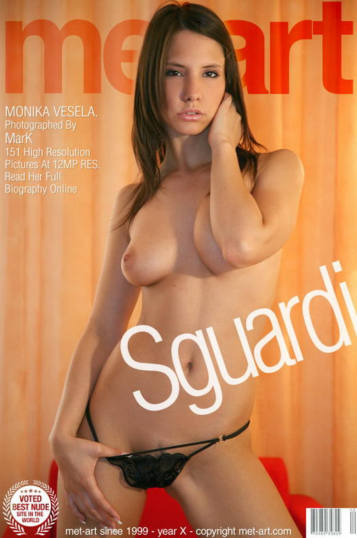 Monika Vesela - `Sguardi` - by Mark for METART