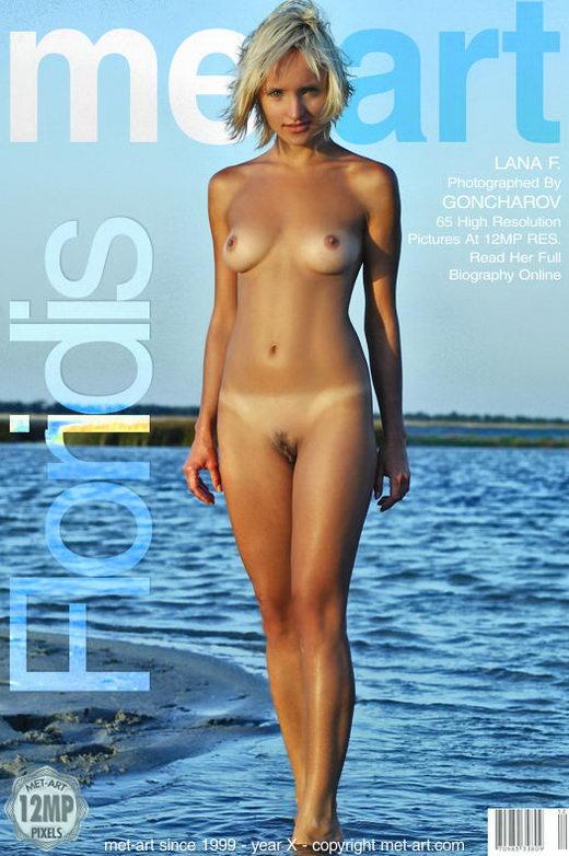 Lana F - `Floridis` - by Goncharov for METART