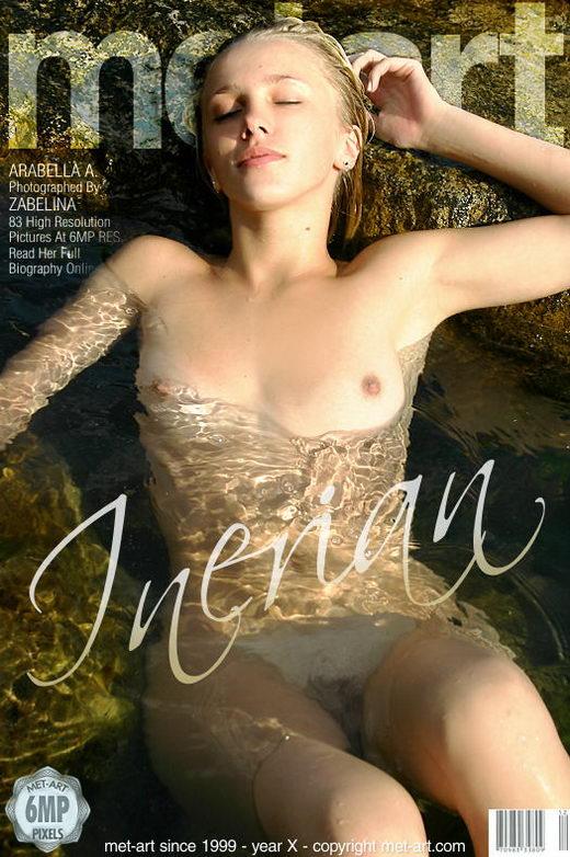 Arabella A - `Inerian` - by Sasha Zabelina for METART