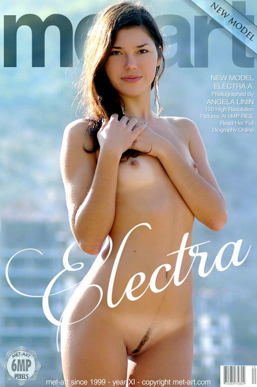 Electra A - `Presenting Electra` - by Angela Linin for METART