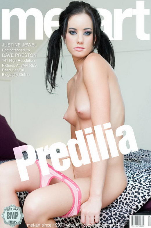 Justine Jewel - `Predilia` - by Dave Preston for METART