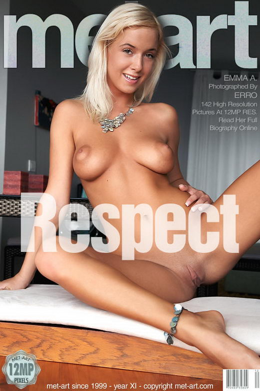 Emma A - `Respect` - by Erro for METART