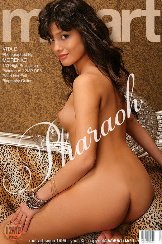Vita D - `Pharaoh` - by Oleg Morenko for METART