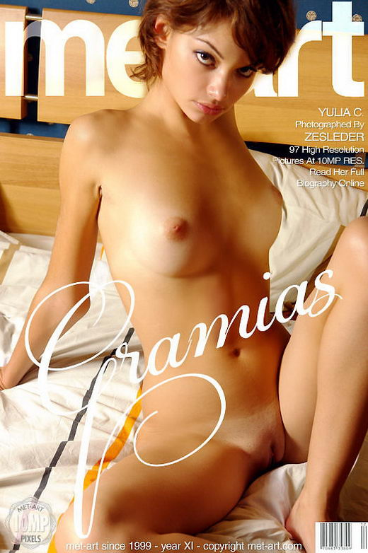 Yulia C - `Gramias` - by Zesleder for METART