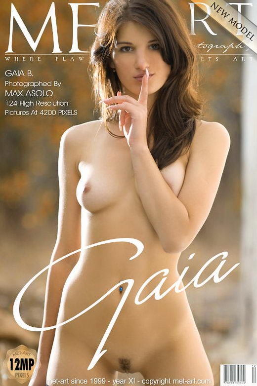Gaia B - `Presenting Gaia` - by Max Asolo for METART