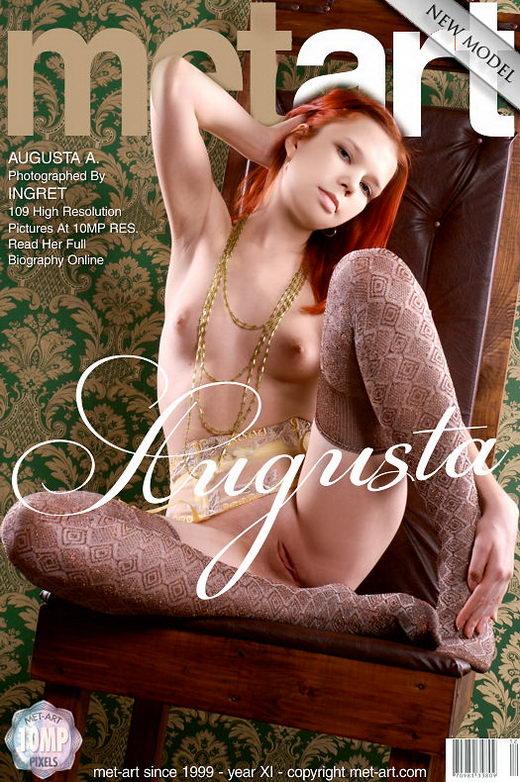 Augusta A - `Presenting Augusta` - by Ingret for METART