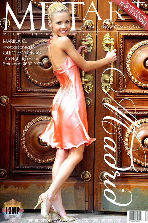 Marina C - `Madrid` - by Oleg Morenko for METART
