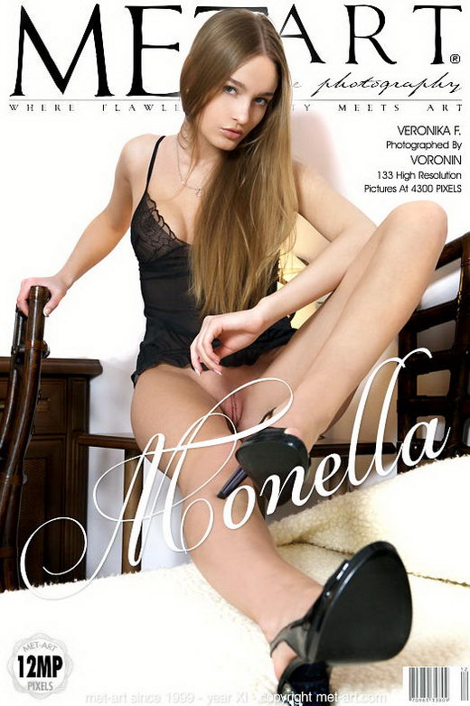 Veronika F - `Monella` - by Voronin for METART