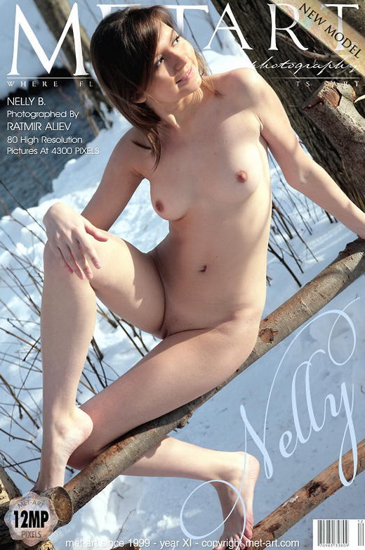 Nelly B - `Presenting Nelly` - by Ratmir Aliev for METART
