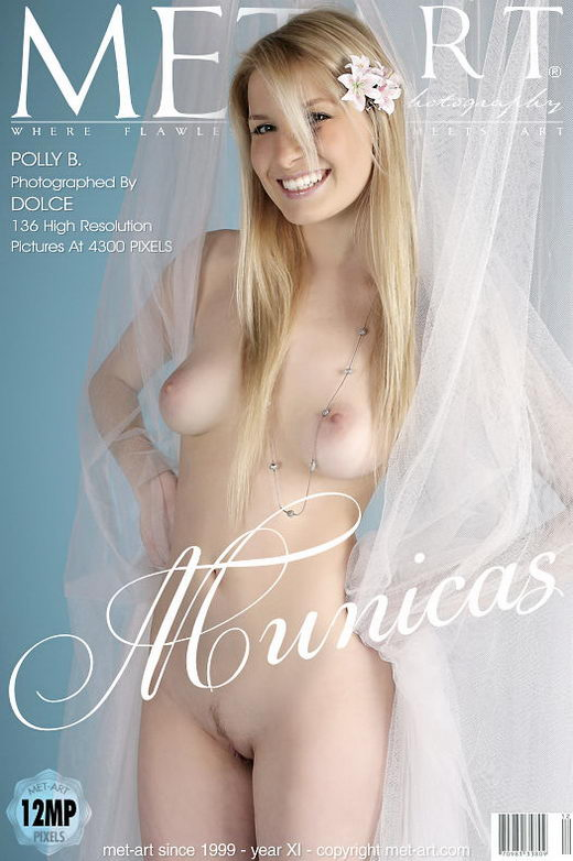 Polly B - `Municas` - by Dolce for METART