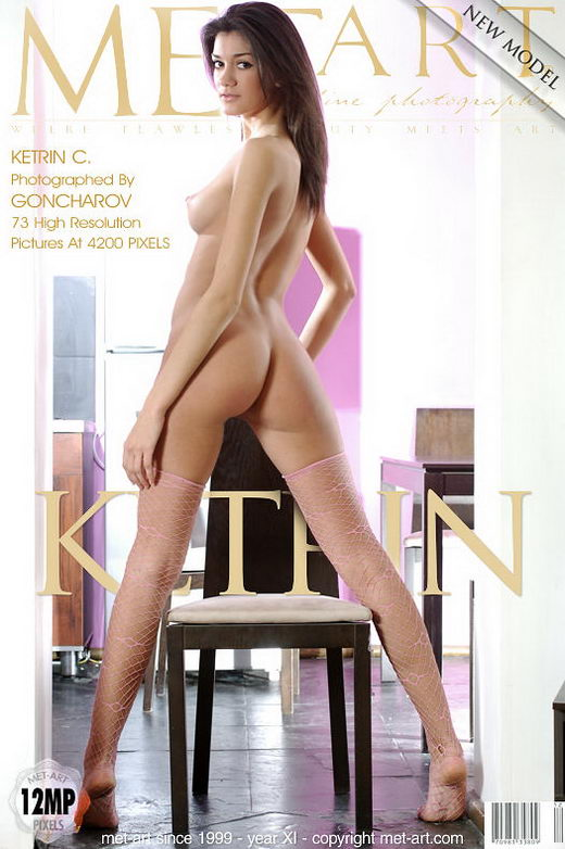 Ketrin C - `Presenting Ketrin` - by Goncharov for METART