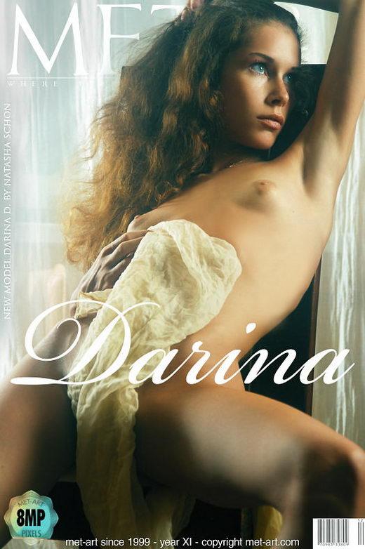 Darina D - `Presenting Darina` - by Natasha Schon for METART