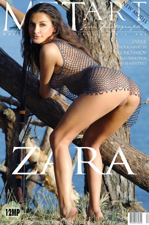 Zara B - `Presenting Zara` - by Goncharov for METART