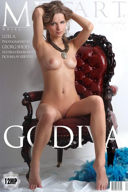 Lizel A - `Godiva` - by Georg Shoes for METART