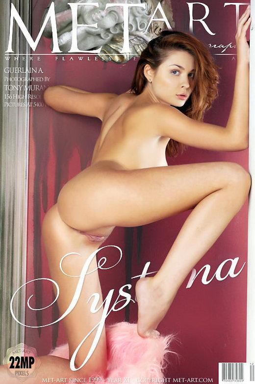 Guerlain A - `Systema` - by Tony Murano for METART