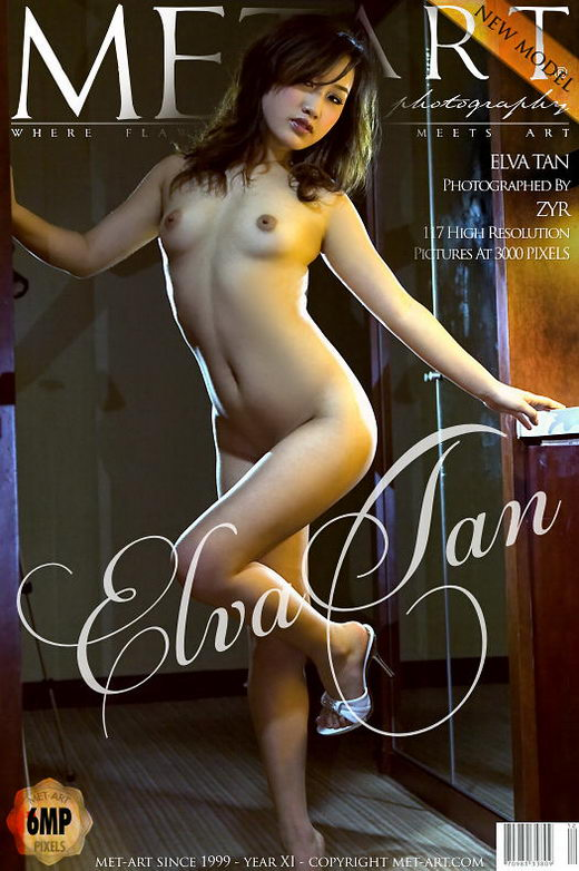 Elva Tan - `Presenting Elva Tan` - by Zyr for METART
