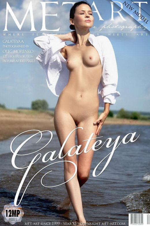 Galateya A - `Presenting Galateya` - by Oleg Morenko for METART