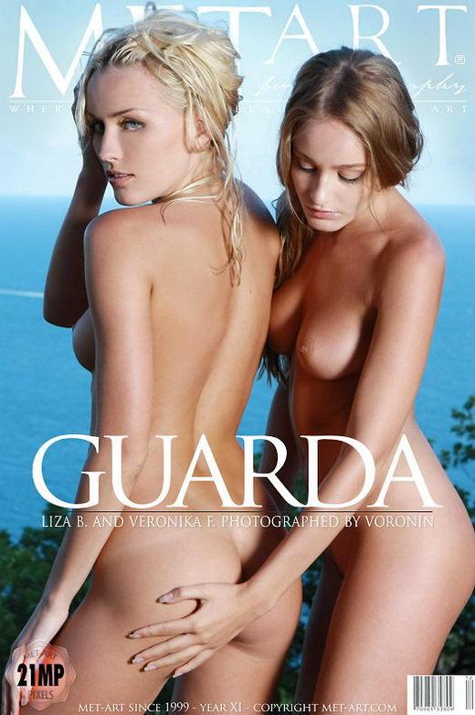 Liza B & Veronika F - `Guarda` - by Voronin for METART