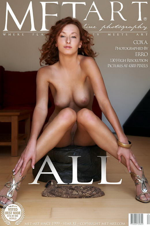 Cox A - `All` - by Erro for METART
