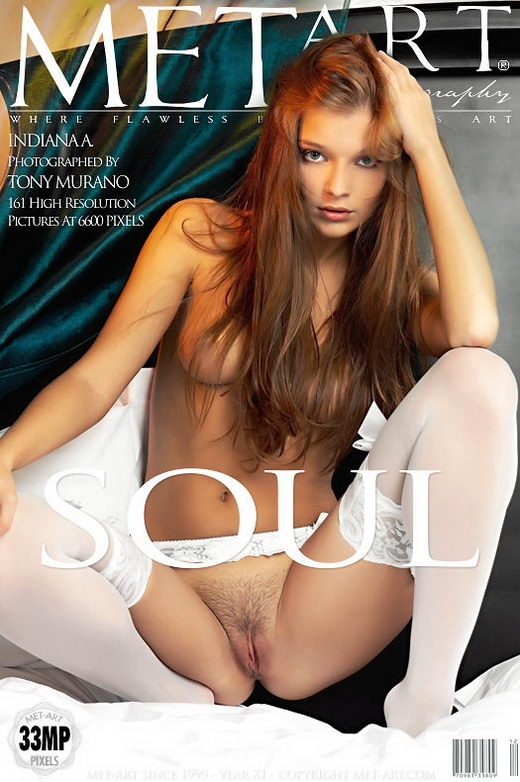 Indiana A - `Soul` - by Tony Murano for METART