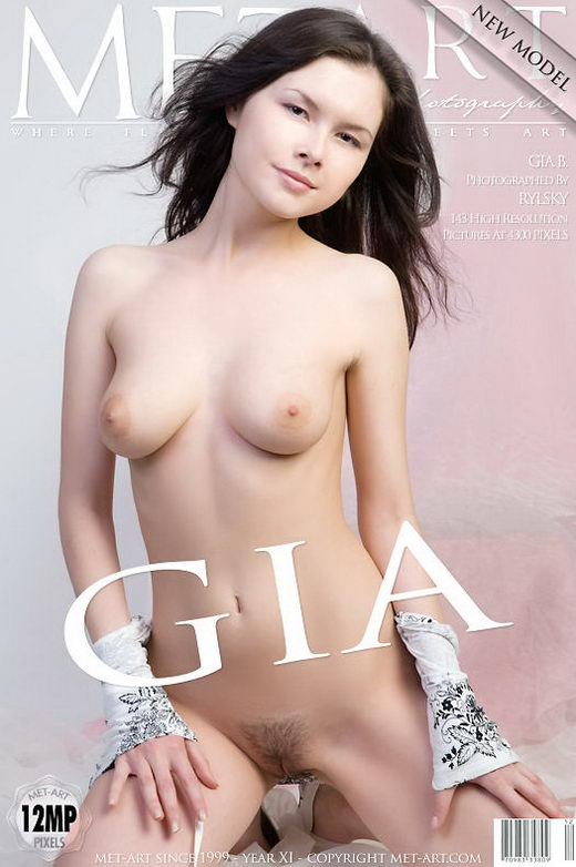 Gia B in Presenting Gia gallery from METART by Rylsky