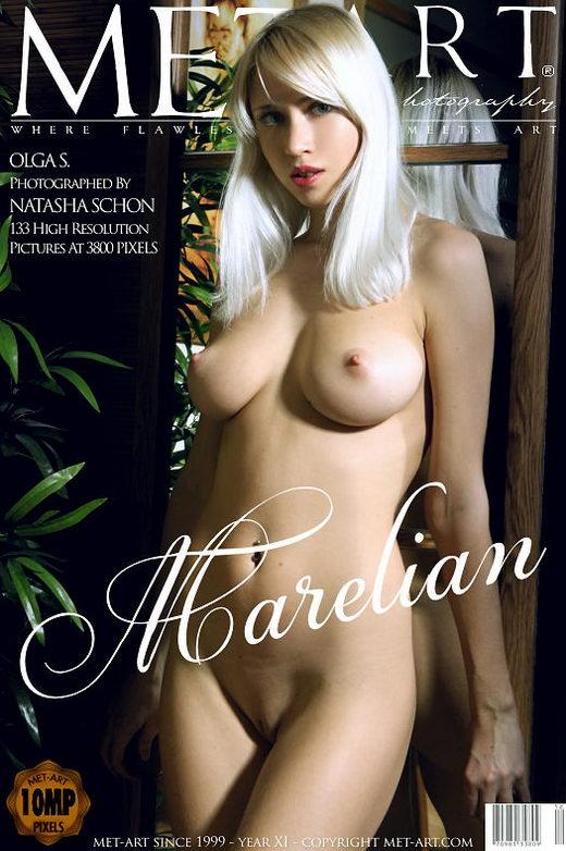 Olga S - `Marelian` - by Natasha Schon for METART