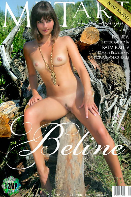 Beline A - `Presenting Beline` - by Ratmir Aliev for METART