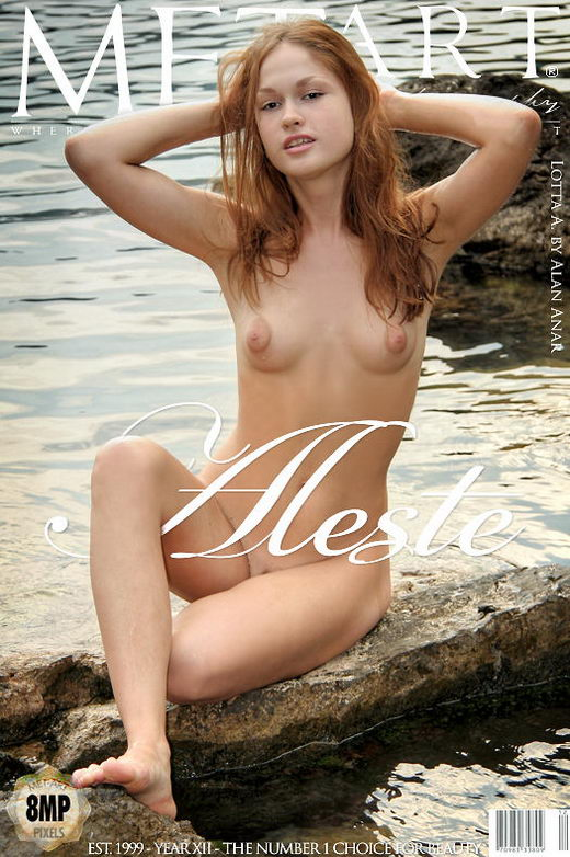 Lotta A - `Aleste` - by Alan Anar for METART