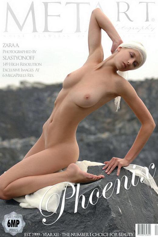Zara A - `Phoenix` - by Slastyonoff for METART