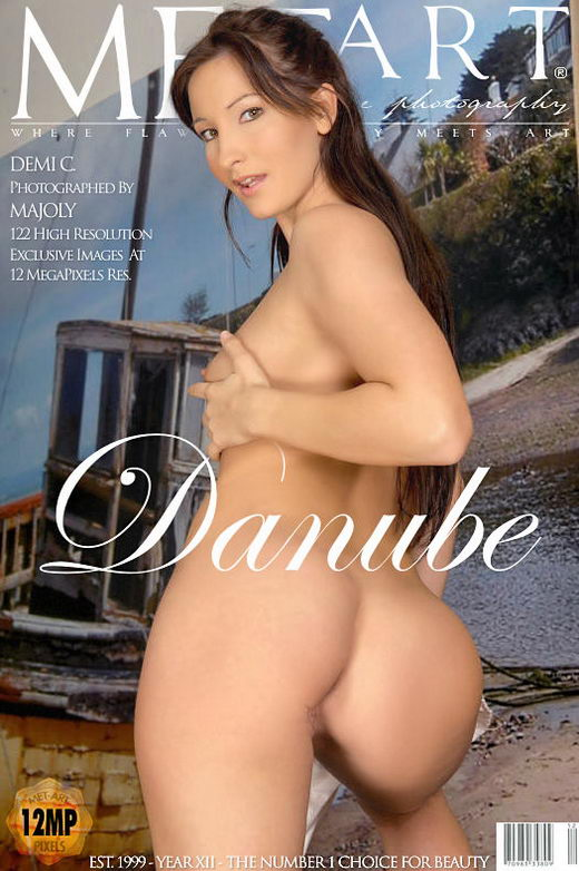 Demi C - `Danube` - by Majoly for METART