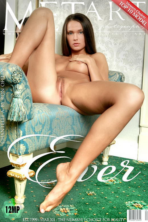 Chantelle A - `Ever` - by Ron Offlin for METART