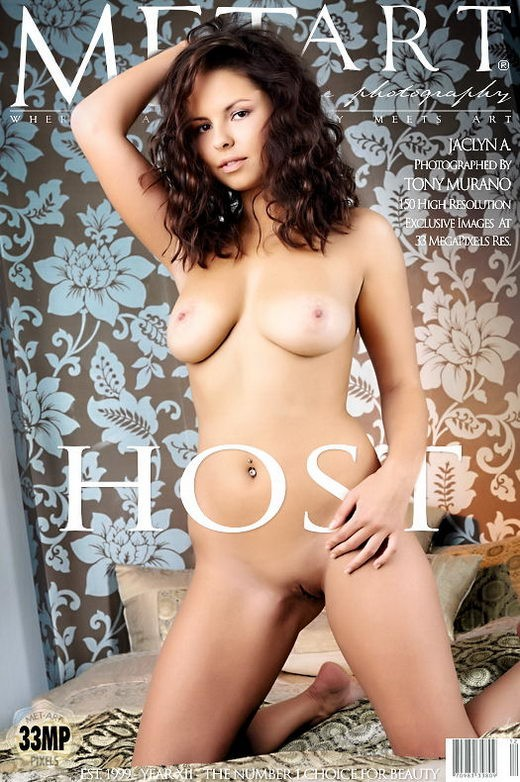 Jaclyn A - `Host` - by Tony Murano for METART