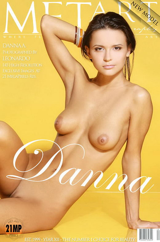 Danna A - `Presenting Danna` - by Voronin for METART