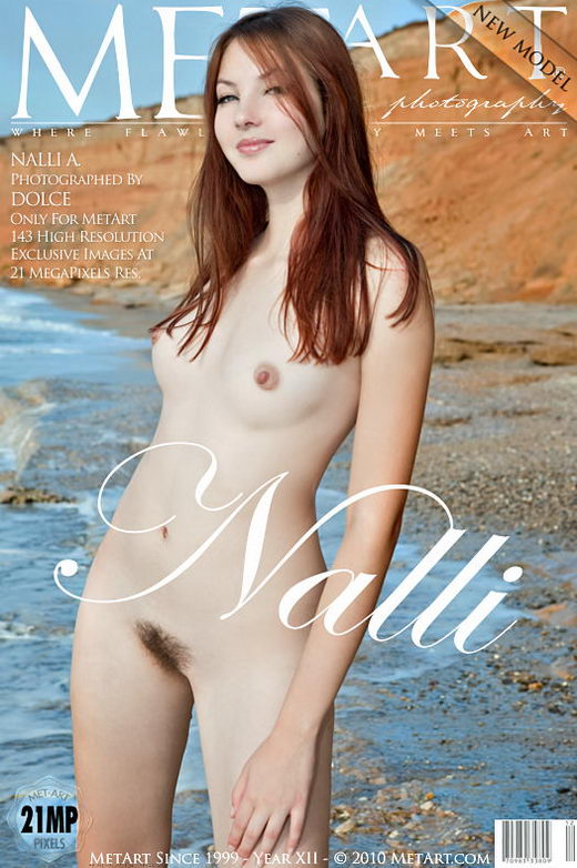 Nalli A - `Presenting Nalli` - by Dolce for METART