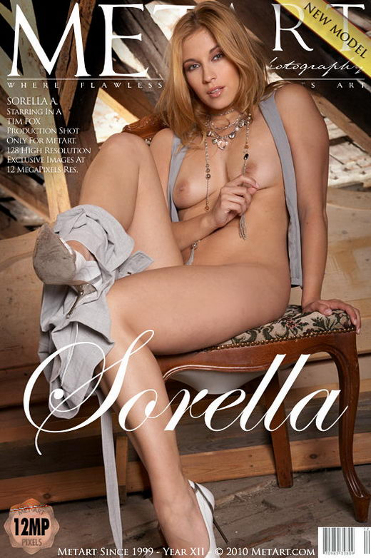Sorella A - `Presenting Sorella` - by Tim Fox for METART