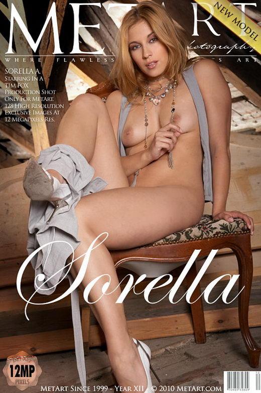 Sorella A - `Presenting Sorella` - by Tim Fox for METART