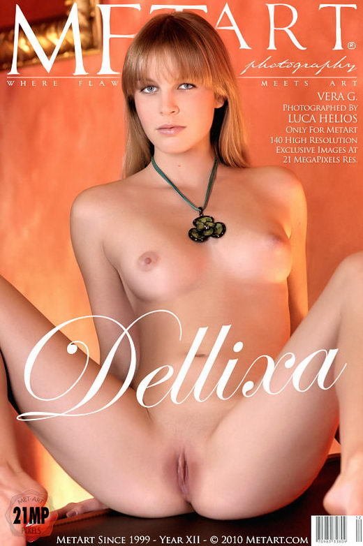 Vera G - `Dellixa` - by Luca Helios for METART