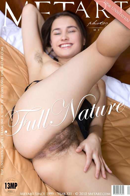 Francine A - `Full Nature` - by Rylsky for METART