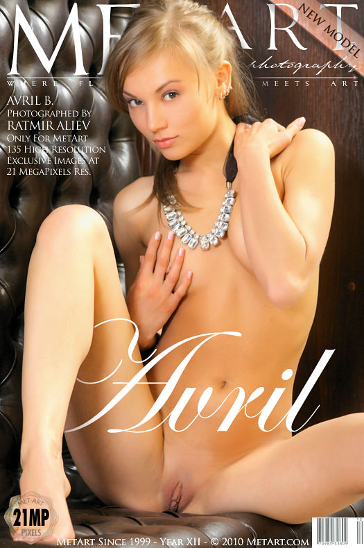 Avril B - `Presenting Avril` - by Ratmir Aliev for METART