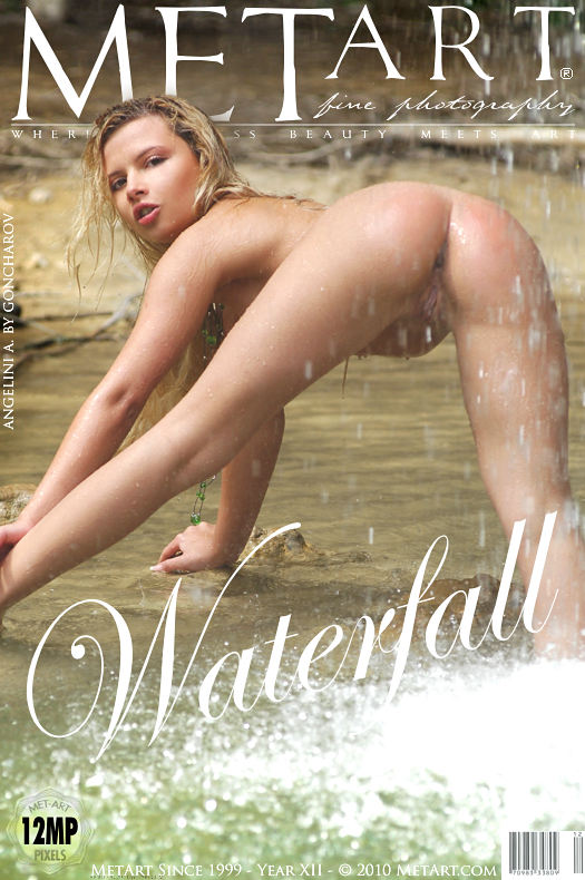 Angelini A - `Waterfall` - by Goncharov for METART