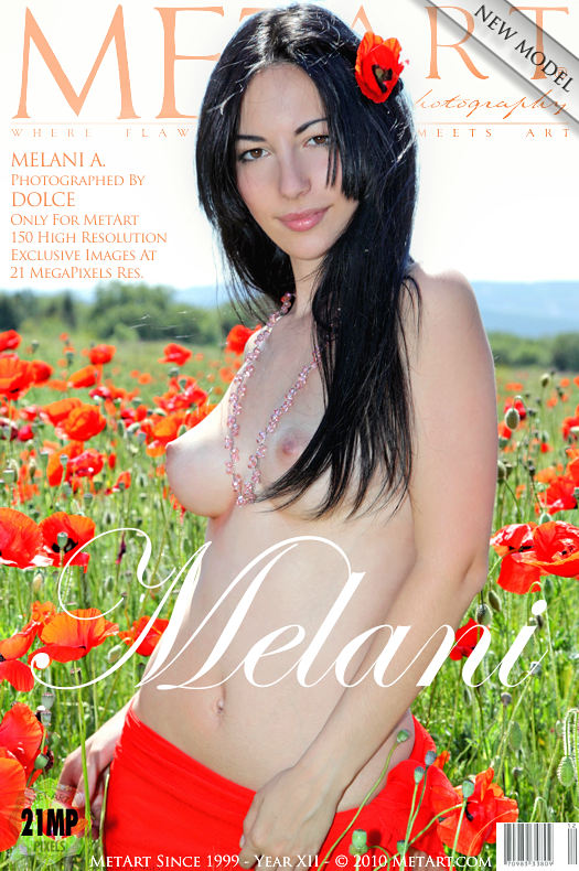 Melani A - `Presenting Melani` - by Dolce for METART