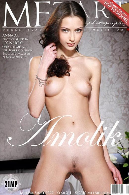 Anna Aj - `Amolik` - by Leonardo for METART